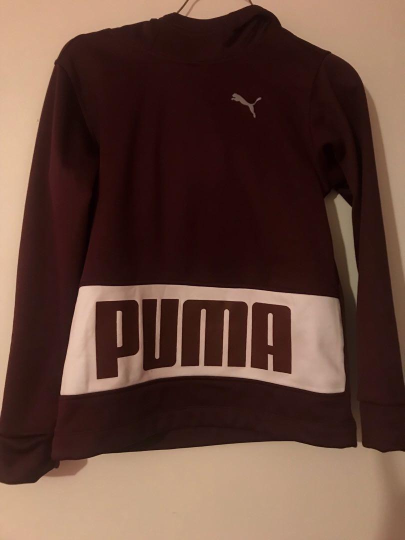 Brand new Puma hoodie