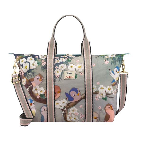 fa6ee9a811ab Cath Kidston Foldaway Overnight Bag