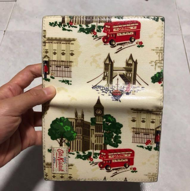 Cath Kidston (INSPIRED) Passport Holder FREE*