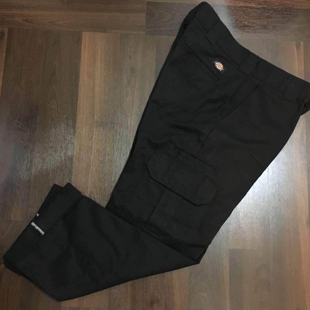 novel style sells classic chic Celana dickies WP 594 black, Sports, Athletic & Sports ...