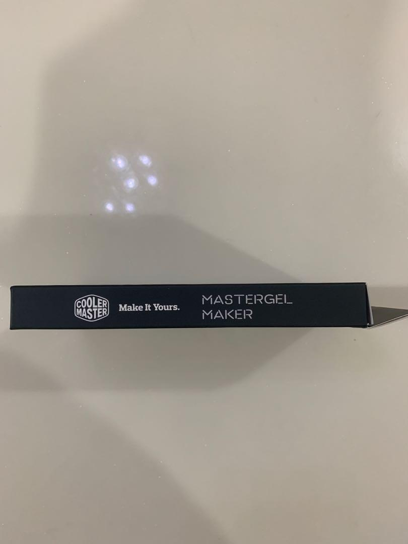 Cooler Master MasterGel Maker Nano Thermal Paste