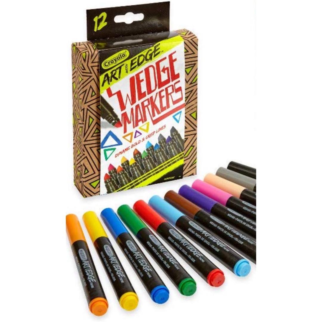 Crayola edge marker