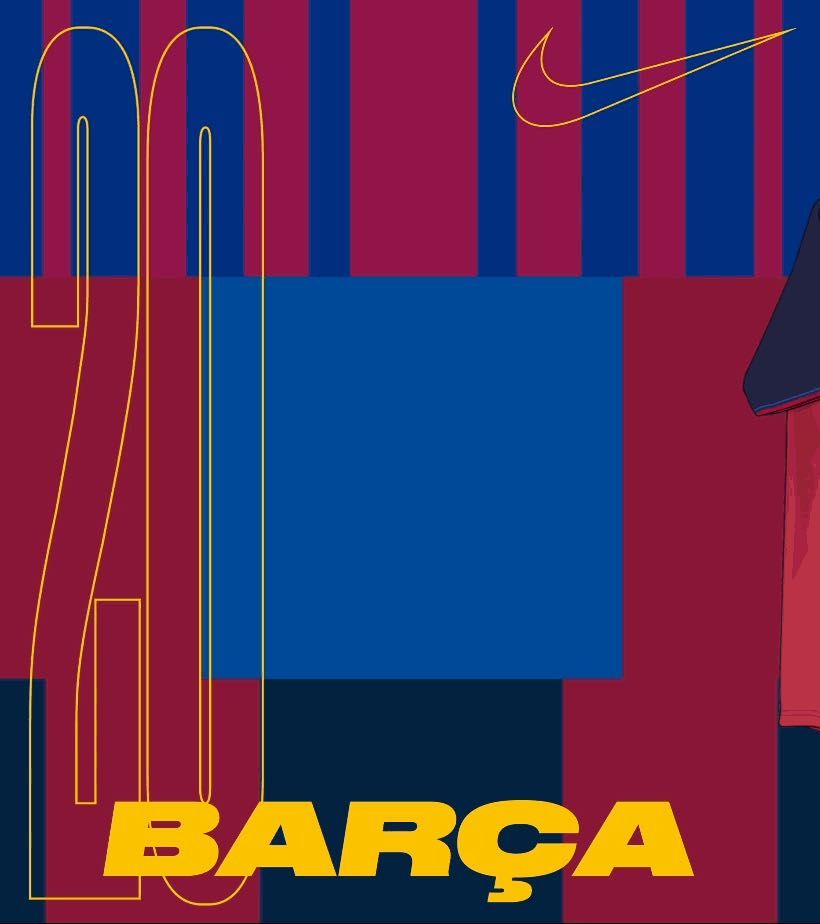 ee2a636fc62 FC BARCELONA 20TH ANNIVERSARY VAPOR MATCH BOXSET, Sports, Athletic & Sports  Clothing on Carousell
