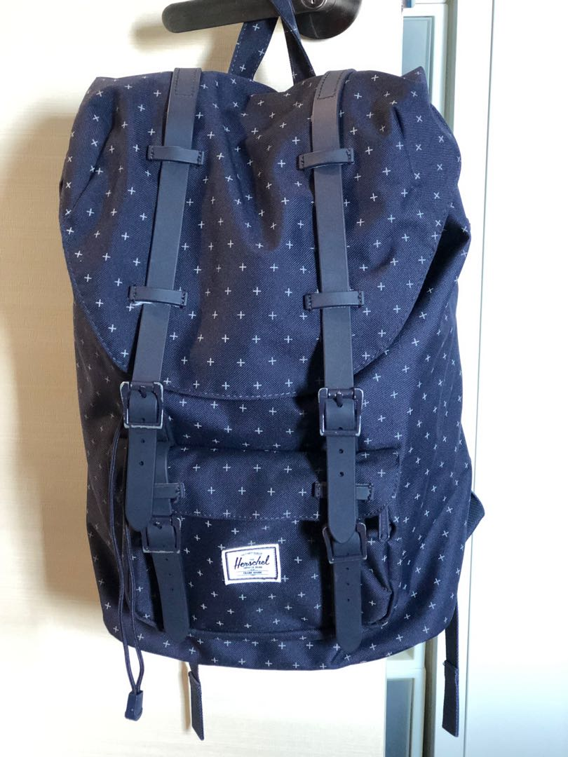 6bb8234615cbb Herschel Little America Mid-Volume Backpack