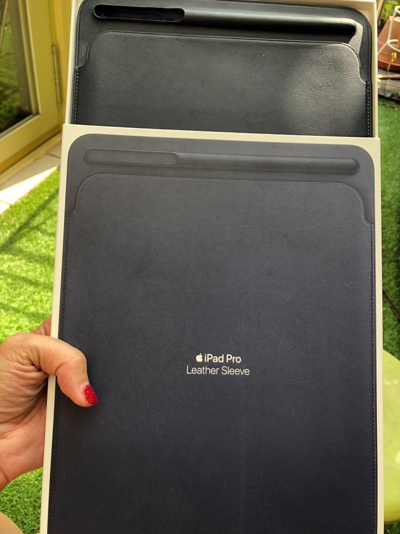 IPad Pro 10.5 leather sleeve for sale -Blue
