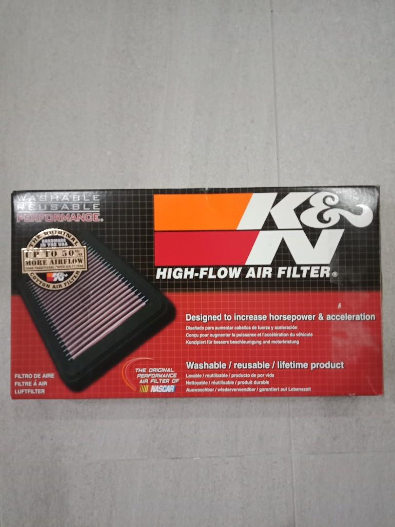 33-2198 Luftfilter Filter K/&N Filters