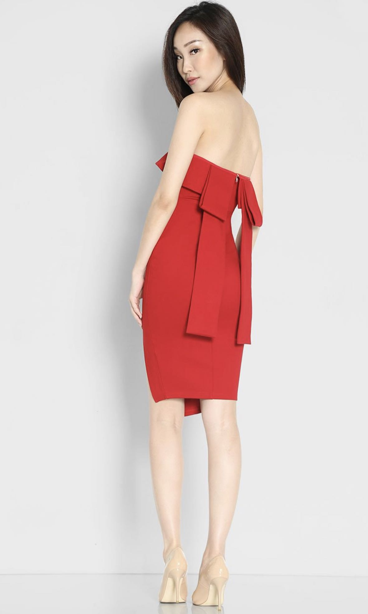 1bc2f3d19 LARA J VERA GEORGIA DRESS, Women's Fashion, Clothes, Dresses ...