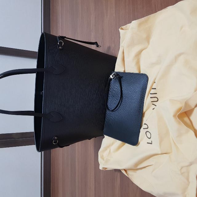94a1f8b2c236 Louis Vuitton Epi Neverfull MM
