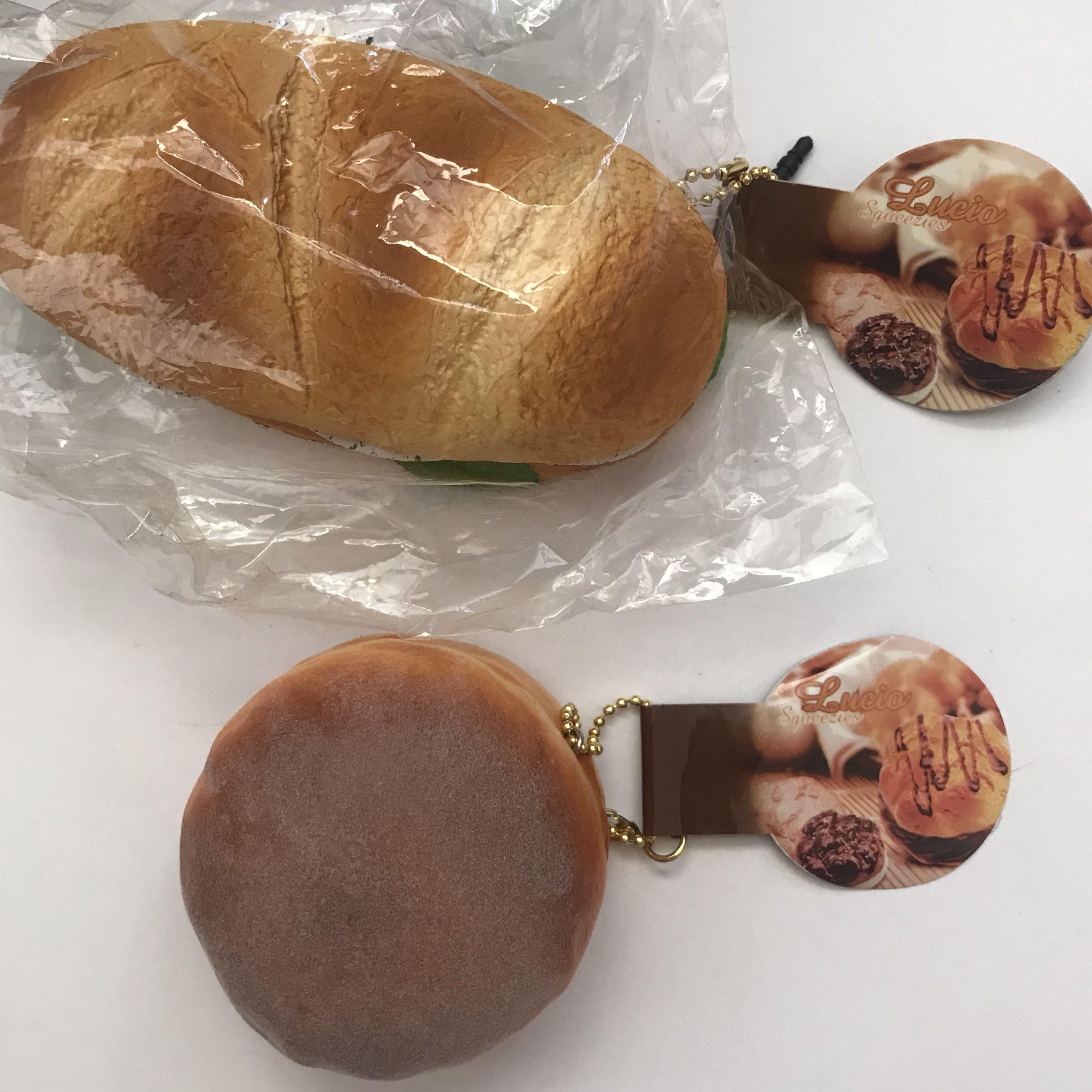 Lucio Bakery Squishies