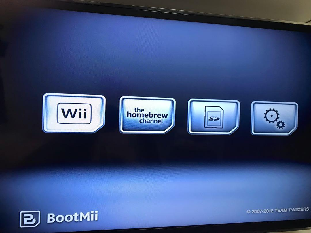 Modded Nintendo Wii for sale, Toys & Games, Video Gaming