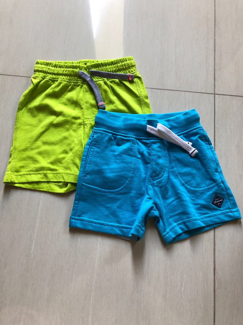 f0020def1725 NEW Mothercare Boy Shorts