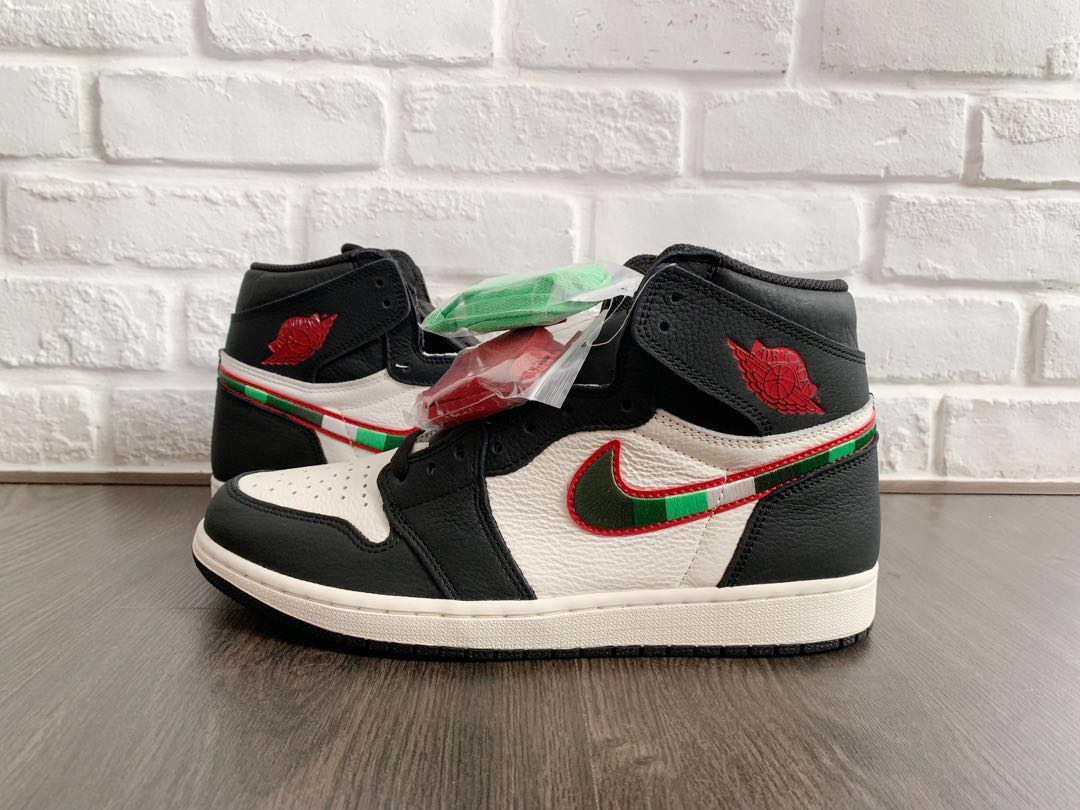 c91c91bfe0d0a0 Nike Air Jordan 1 Retro Hi OG A Star Is Born US 10.5   EU 44.5 ...