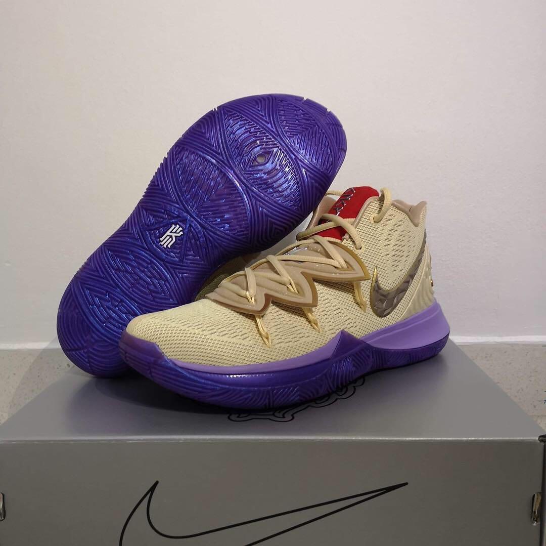 "02572ef6c3d8 Nike Kyrie 5 x Concepts ""Ikhet"""