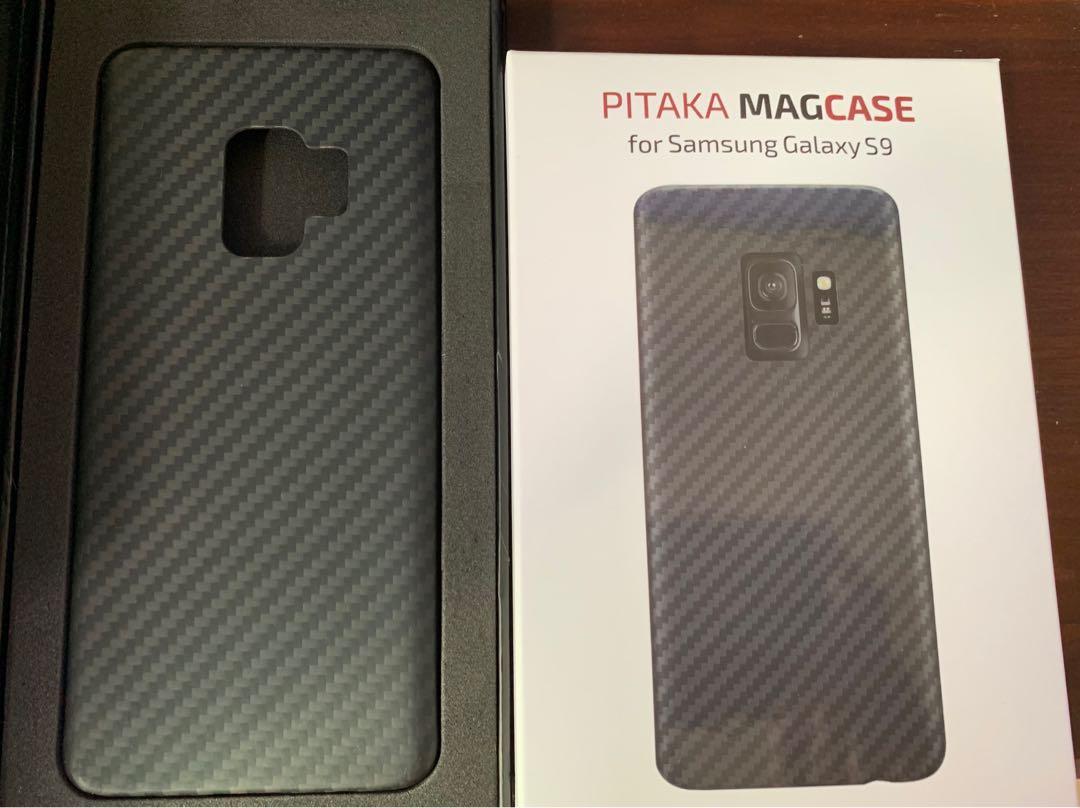 new arrival 62492 62b75 Pitaka Magcase Samsung S9
