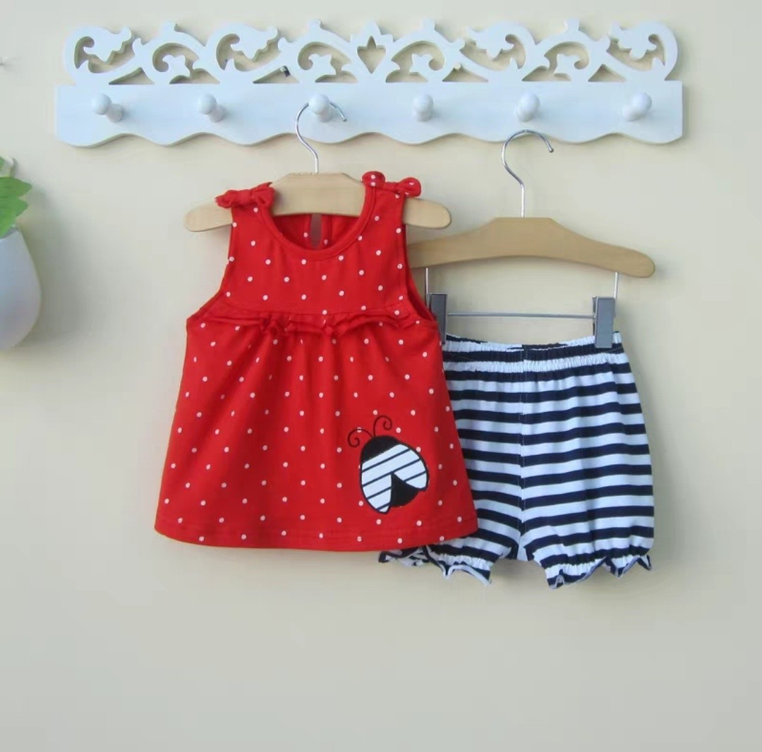 b2bd20b0c PO Cute Baby Girl Clothes