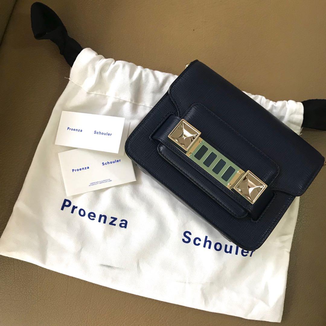 a8d65705526002 REPRICE! Original Proenza Schouler Sling Bag PS11 Mini Crossbody Tas ...