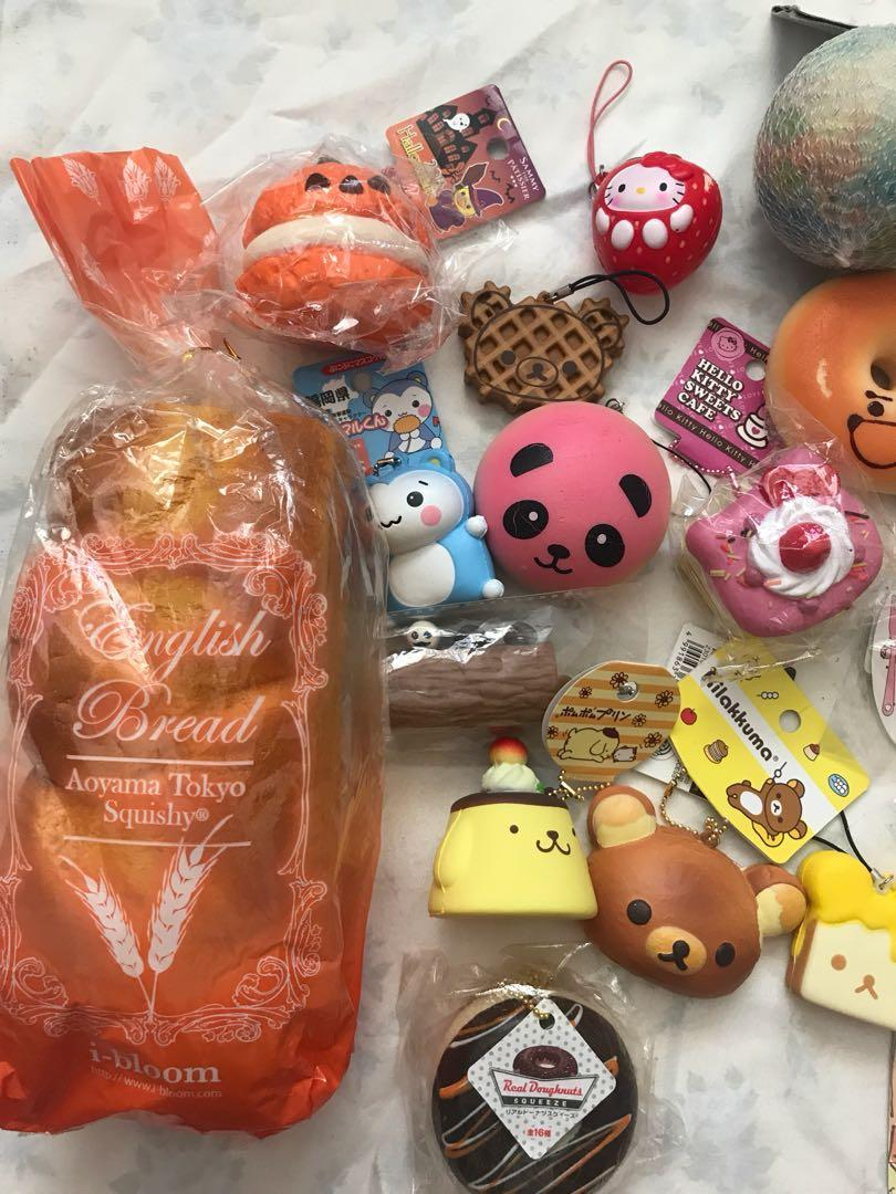 SELLING SQUISHY COLLECTION
