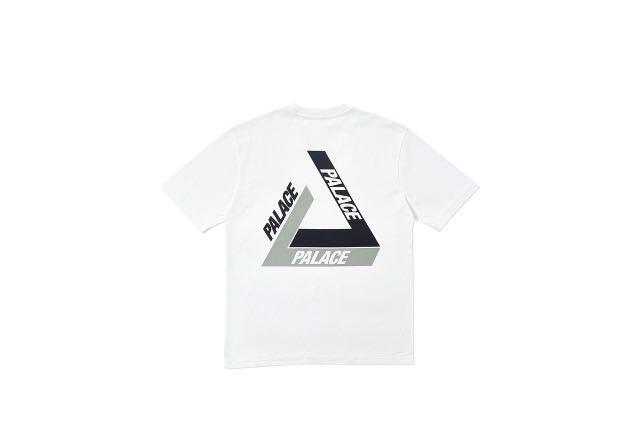 a15d288a4adf Size M Palace Skateboards Tri Shadow tee tshirt black Grey