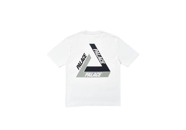ac857d126d3b Size M Palace Skateboards Tri Shadow tee tshirt black Grey