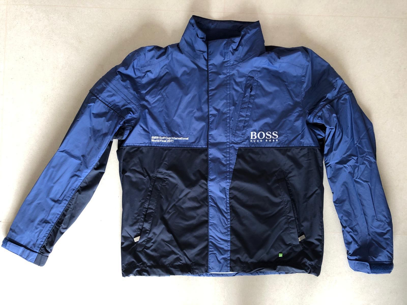 40786c415 SPECIAL EDITION: HUGO BOSS / BMW GOLF JACKET, Men's Fashion, Clothes ...