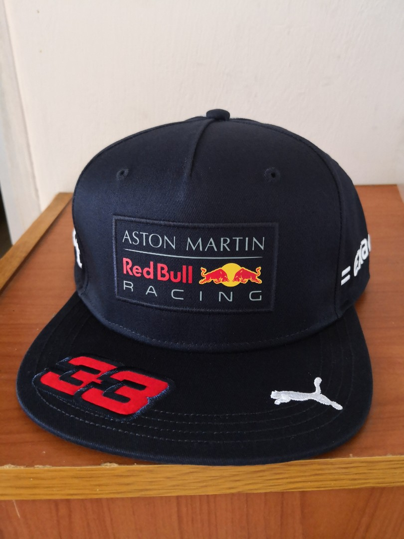 2aac49b678b Sponsored puma F1 team red bull racing cap, Men's Fashion ...