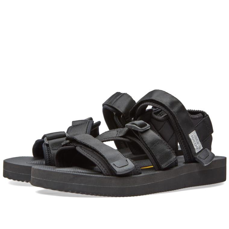 4920b272df1d Suicoke Sandals Kisse-V Black