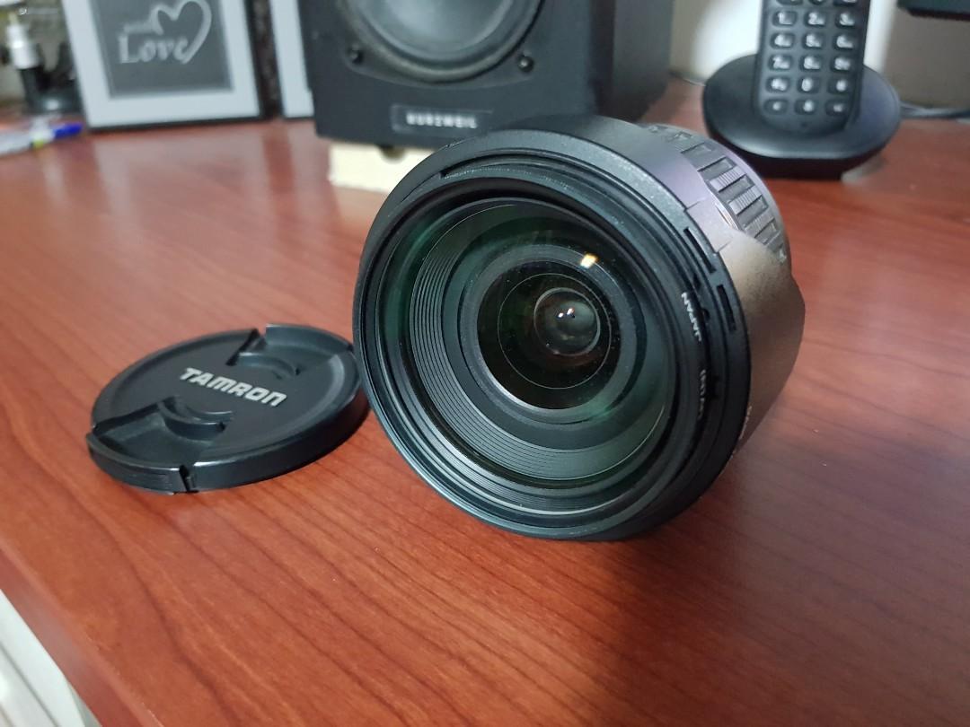 Tamron 17-50 f2.8 Di II SP Nikon mount
