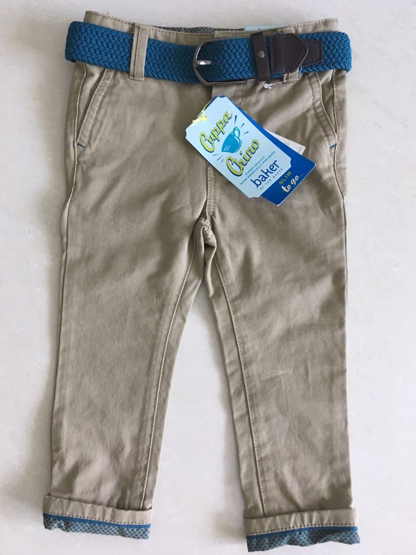 4e3a61f1f Ted Baker baby boy chino pants brand new 18-24months