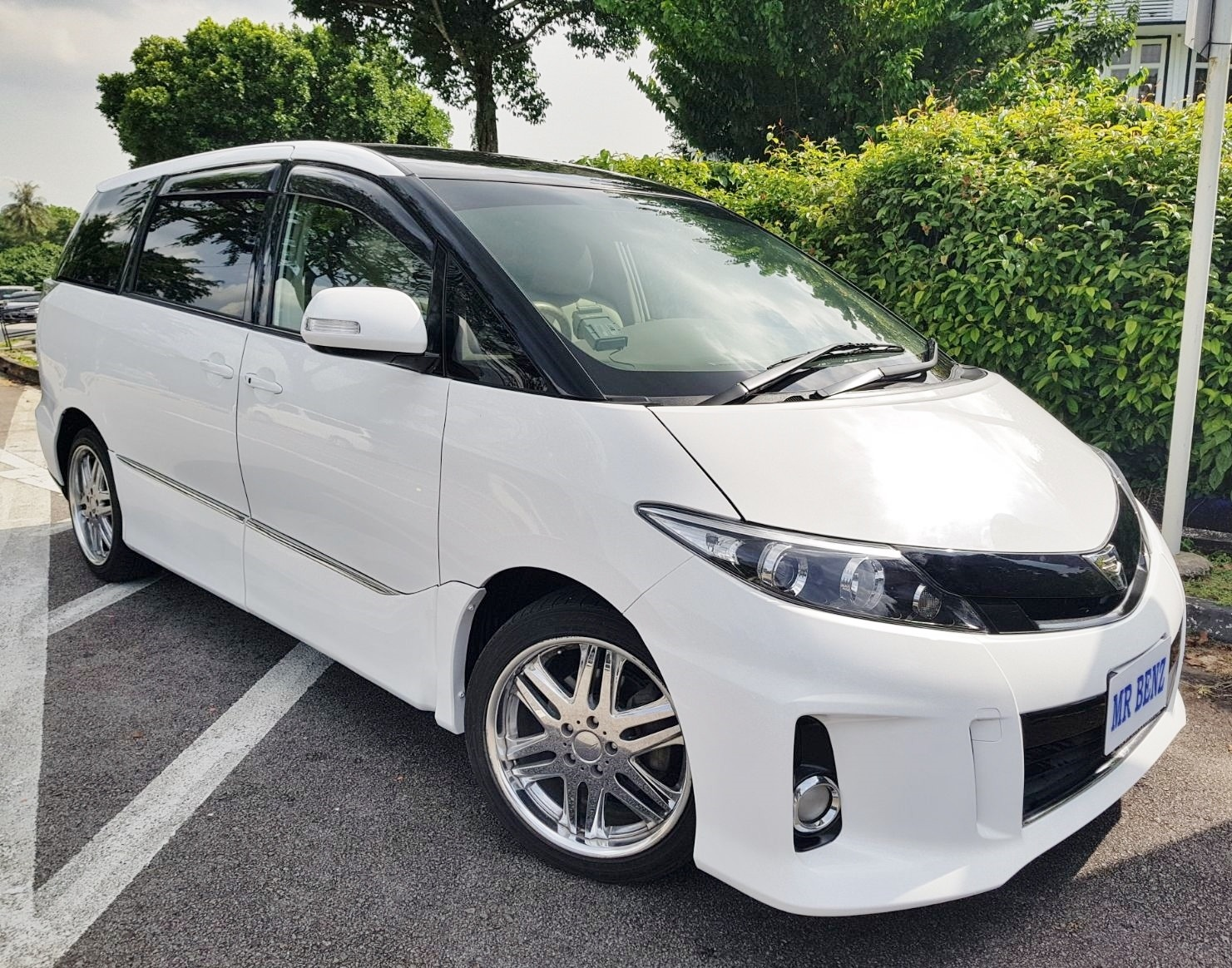 Toyota Estima 2 4 X 7 Seater Auto Cars Cars For Sale On Carousell