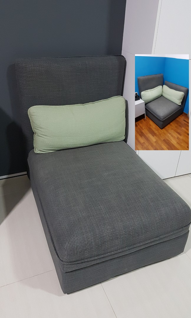 Two Ikea Sofa Vallentuna