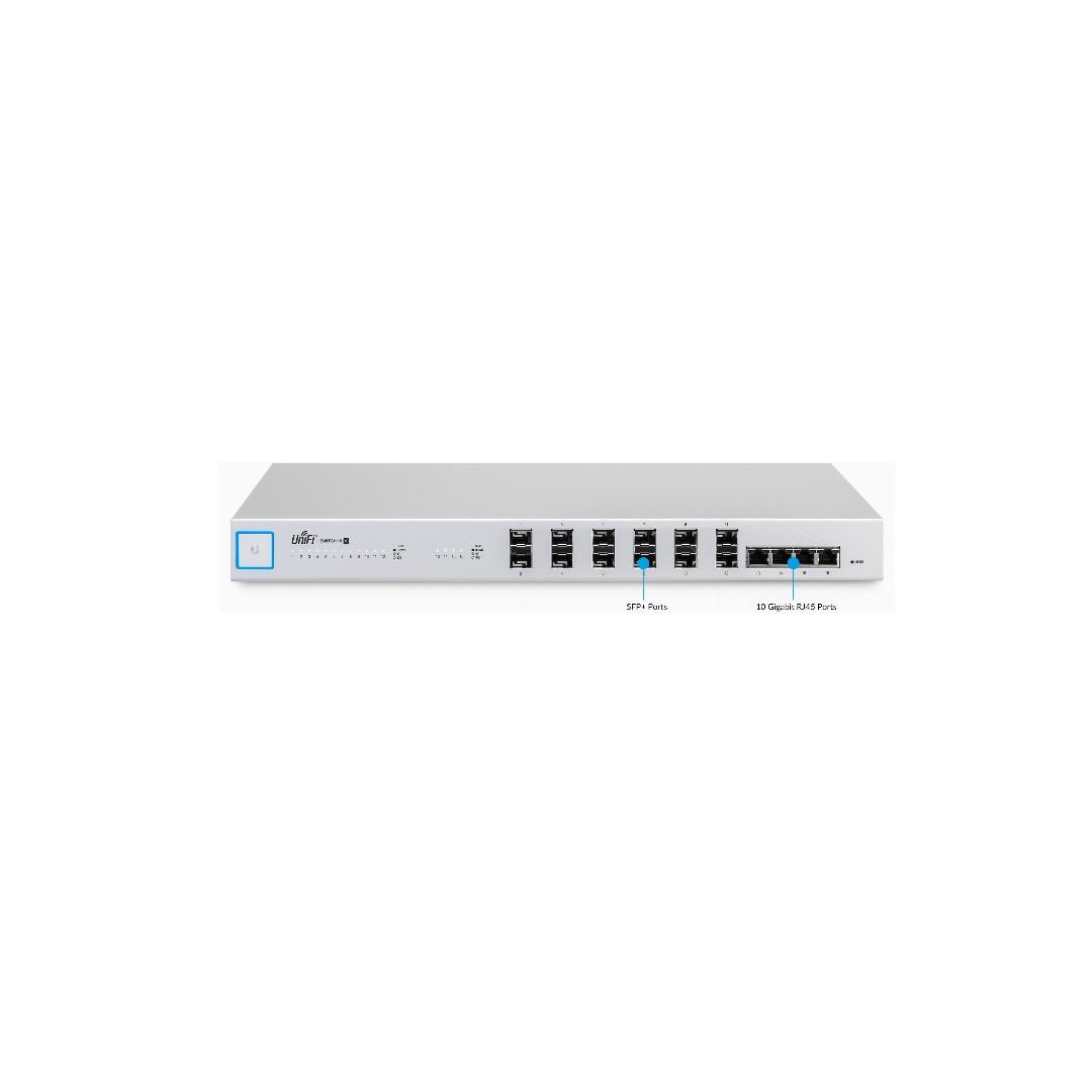 Ubiquiti UniFi Switch, 16-Port, 10 Gigabit US-16-XG