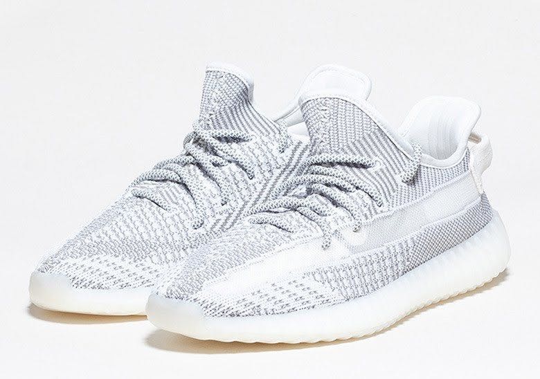 c45a559647b US 10.5 Adidas reflective Yeezy Boost 350 V2 Static 3M REFLECTIVE ...