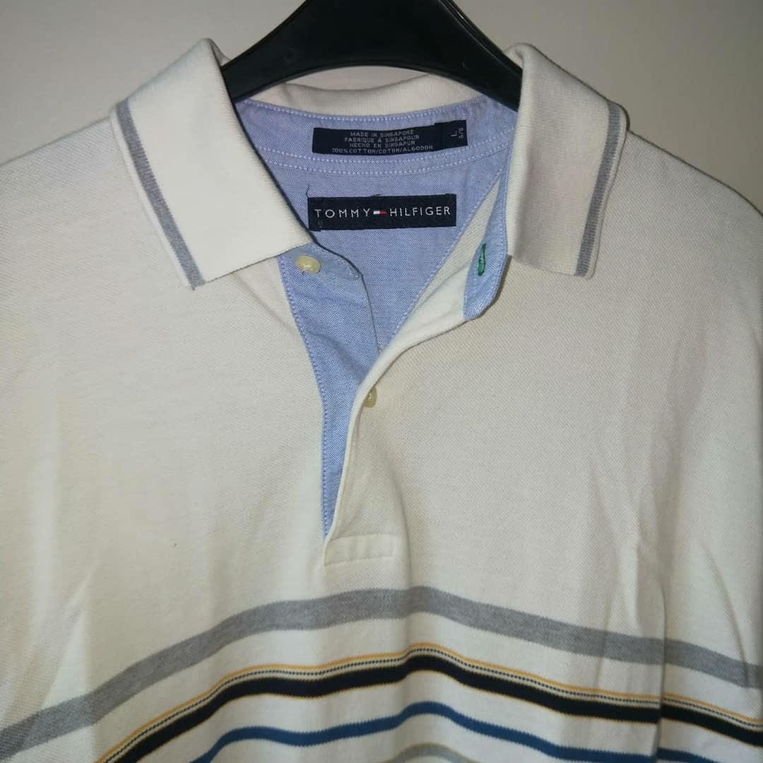 7a020c7425de3e Vintage Tommy Hilfiger Polo