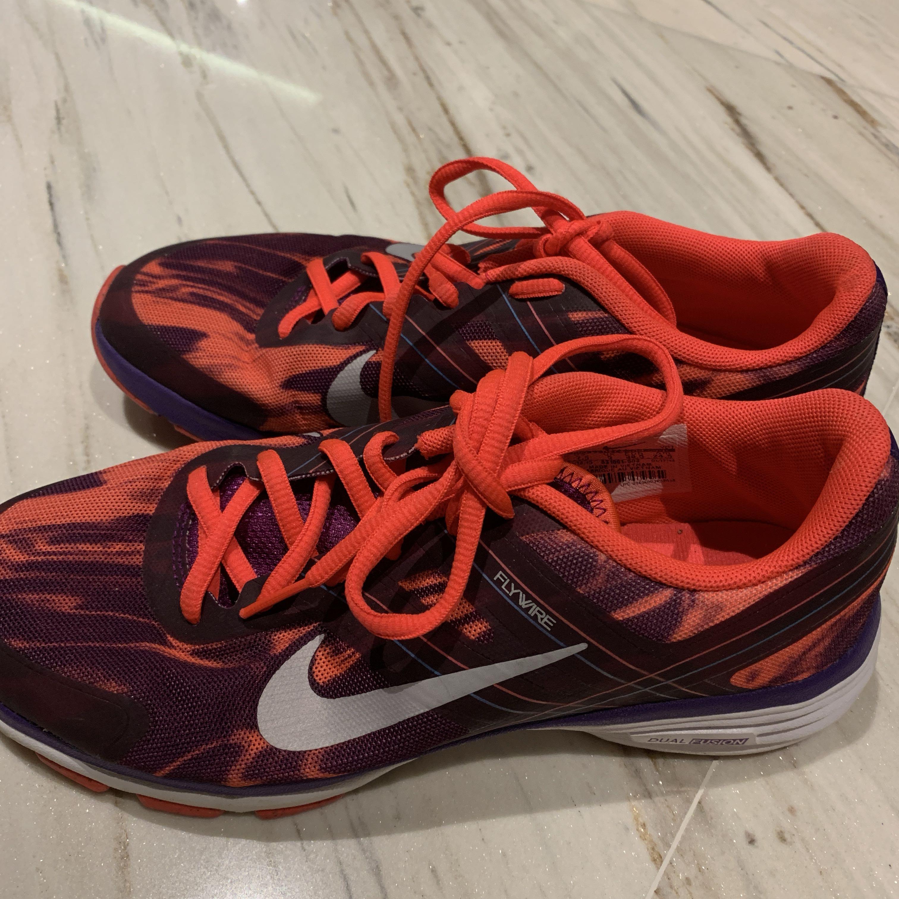 b831ac28b8d5b Women s Nike Flywire Dual Fusion training  running Shoes