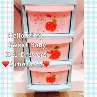 PREORDER Hello Kitty Sweet Baby XXL Drawers
