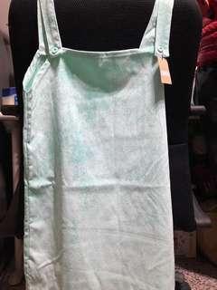 🚚 糖果綠吊帶衣