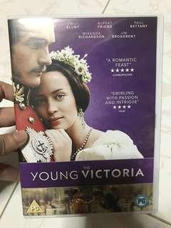 DVD - The young victoria