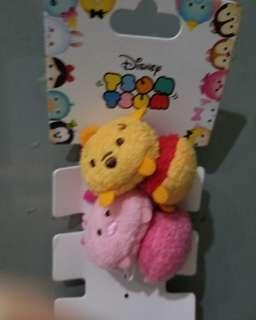 Disney 頭飾 winnie the pooh系列