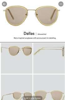 Sunnies Dallas in Almond