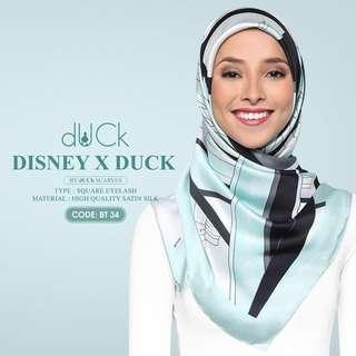[READYSTOCK] Disney x dUCk Square