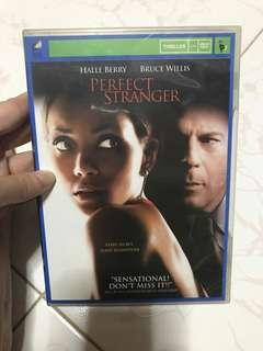 DVD - The perfect stranger