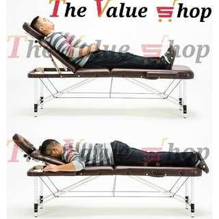 Sales ! 6 in 1 Multi Purpose Portable Foldable Facial Massage Bed n Chair