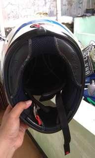 Helm KYT ceviro Repaint ogk kabuto ff5