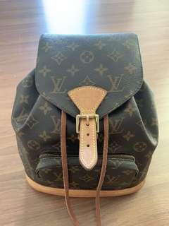 Louis Vuitton Montsouris Backpack (MM)