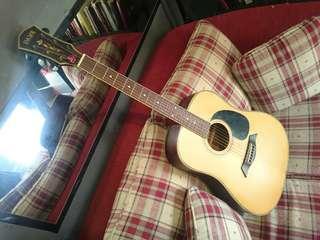 Gitar Akustik Original Top Solid Export Korea