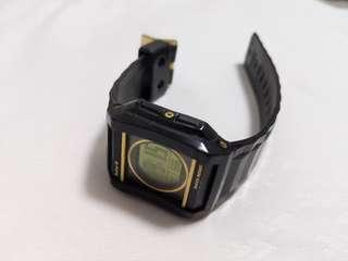 Used Casio baby G black
