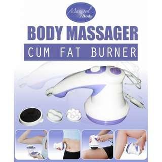 Manipol Body Massager Cum Fat Burner