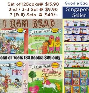 Children's Story Books ( Phonics)