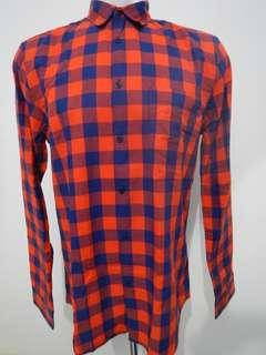 Kemeja Lengan Panjang Casual GAP Original Long Sleeve Shirt