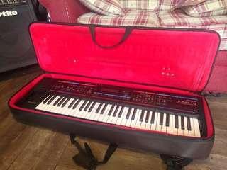 Gig bag tas tebal ransel keyboard Roland Juno Di / D dll
